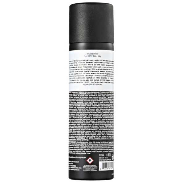 Sexy Hair Style Play Dirty - Cera em Spray 150ml