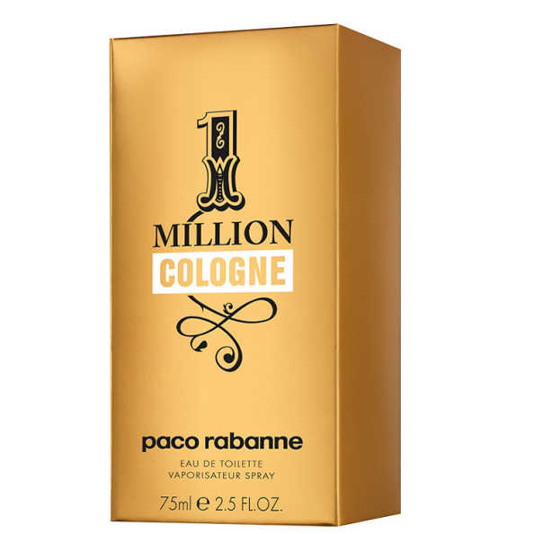 Paco Rabanne 1 Million Cologne Perfume Masculino - Eau De Toilette 75ml