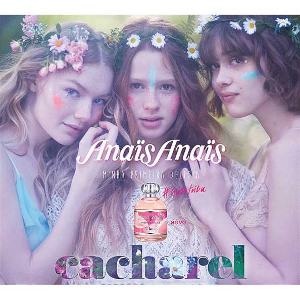 Cacharel Perfume Feminino Anaïs Anaïs Premier Délice - Eau de Toilette 30ml