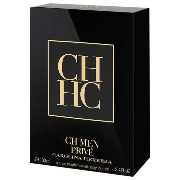 Carolina Herrera Perfume CH Men Privé Masculino - Eau de Toilette 100ml