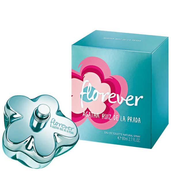 Agatha Ruiz de La Prada Perfume Feminino Florever - Eau de Toilette 80ml