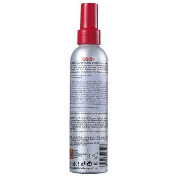 Schwarzkopf OSIS+ Style Hairbody Volume Spray - Spray Volumizador 200ml