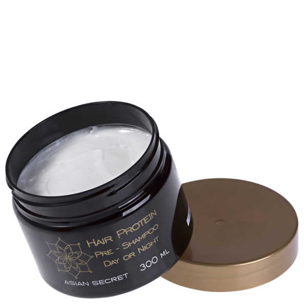 Asian Secret Hair Protein Pre-Shampoo Day or Night - Pré Shampoo 300ml