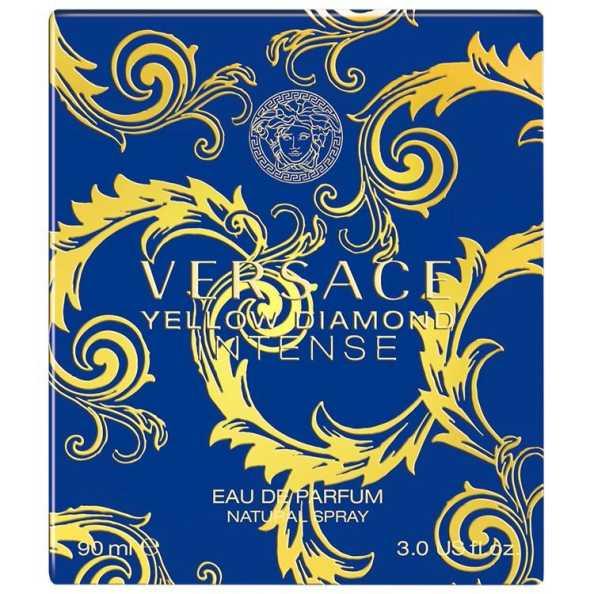 Versace Perfume Feminino Yellow Diamond Intense - Eau de Parfum 90ml