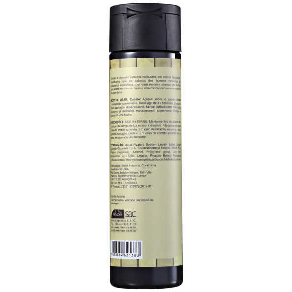 Sweet Hair Barbados - Shampoo Masculino 250ml
