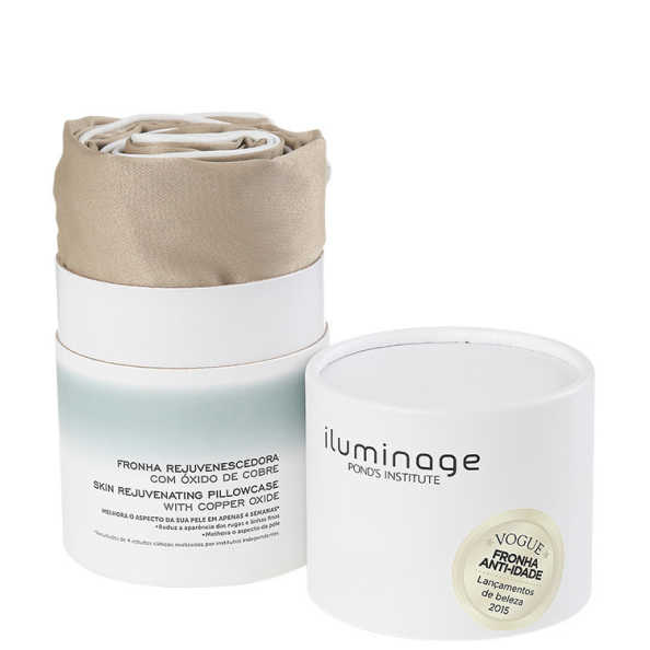 Iluminage Beauty Fronha Rejuvenescedora - Tratamento Facial