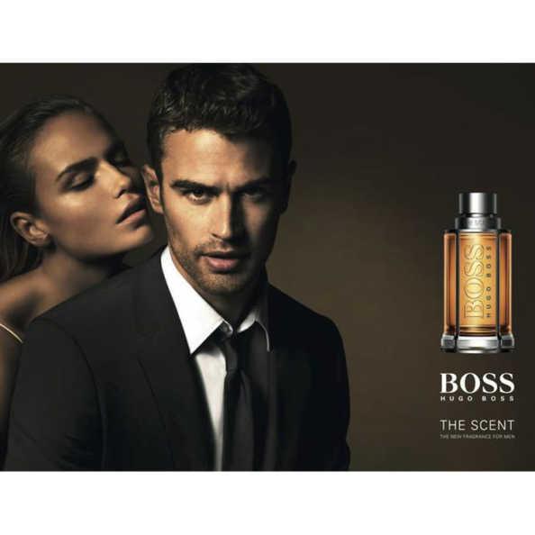 Hugo Boss Perfume Masculino Boss The Scent - Eau de Toilette 100ml