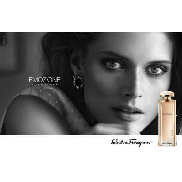 Salvatore Ferragamo Perfume Feminino Emozione - Eau de Parfum 50ml