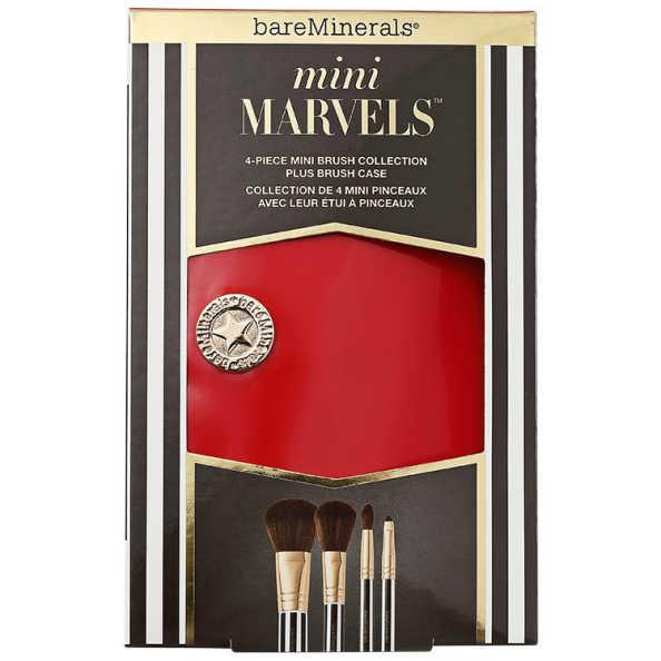 bareMinerals Mini Marvels Collection Kit Pincéis (4 produtos)