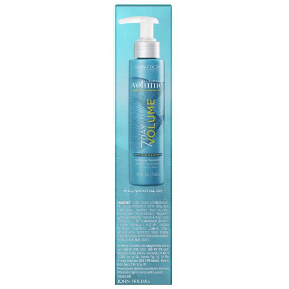 John Frieda Luxurious Volume 7 Day In-Shower Treatment - Texturizador de Volume 118ml