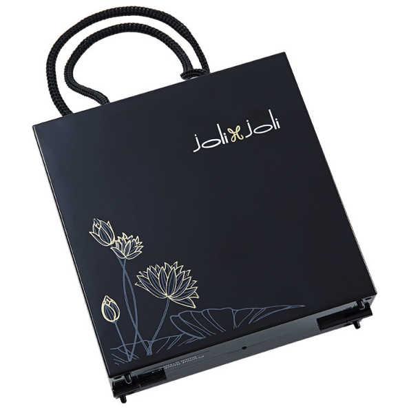 Joli Joli Printed Black N4 PD 2008A - Estojo de Maquiagem