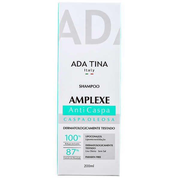 Ada Tina Amplexe Anticaspa Oleosa - Shampoo 200ml