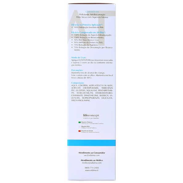 Ada Tina Gliventi HA - Hidratante Antidescamação 200ml