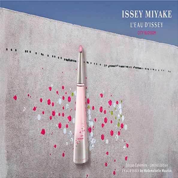 Issey Miyake Perfume Feminino L'Eau D'Issey City Blossom - Eau de Toilette 50ml