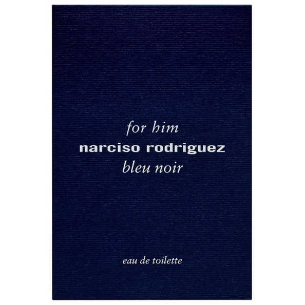 Narciso Rodriguez Bleu Noir For Him - Eau de Toilette 50ml