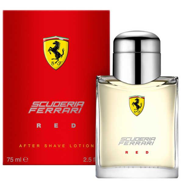 Ferrari Scuderia Ferrari Red - Pós-Barba 75ml