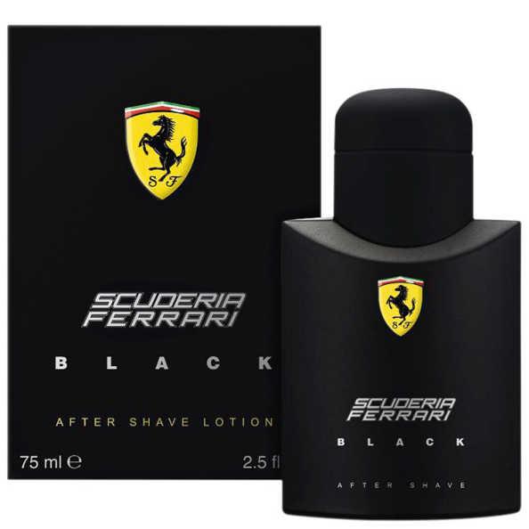 Ferrari Scuderia Ferrari Black - Pós-Barba 75ml
