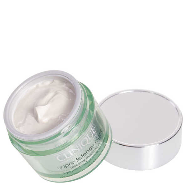 Clinique Superdefense Night Recovery Moisturizer Skin Type 3 - 4 - Anti-Idade Noturno 50ml