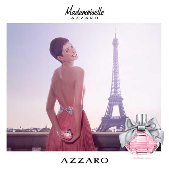 Azzaro Perfume Feminino Mademoiselle - Eau de Toilette 30ml