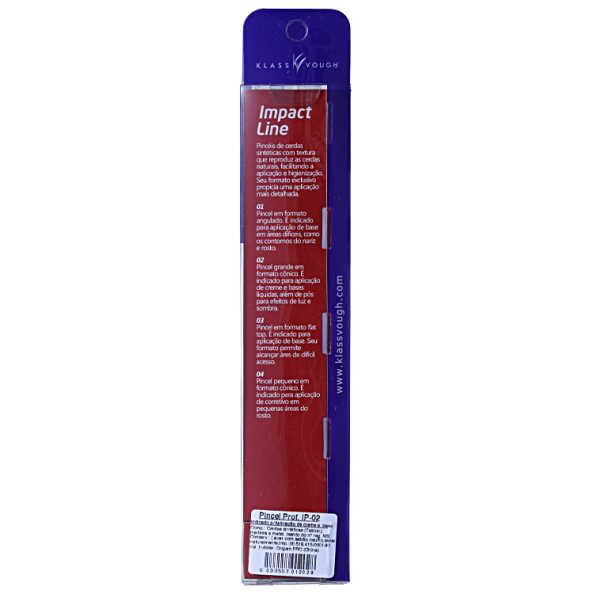 Klass Vough Impact 02 - Pincel para Blush
