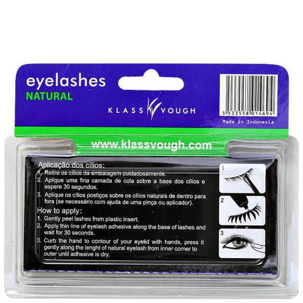 Klass Vough Natural BMR 1469 - Cílios Postiços