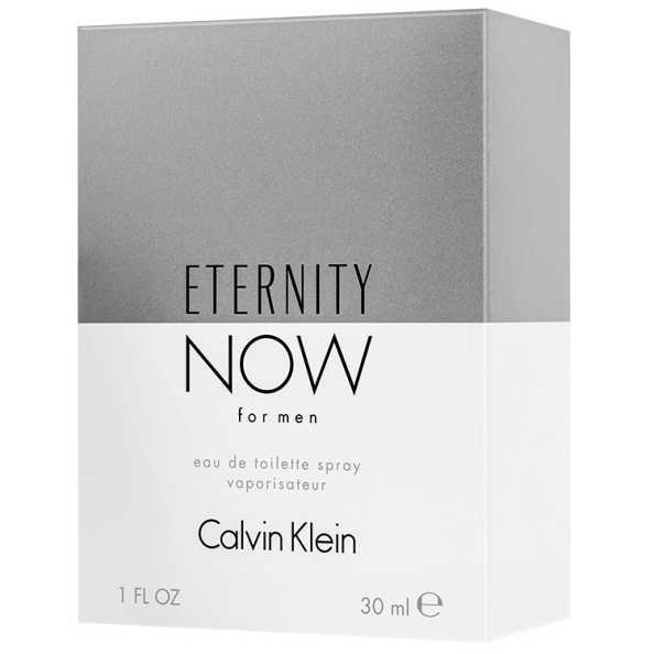 Calvin Klein Perfume Masculino Eternity Now For Men - Eau de Toilette 30ml