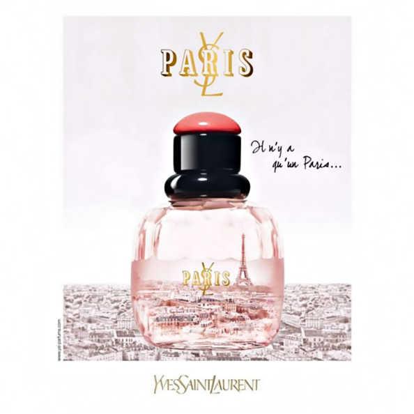 Yves Saint Laurent Perfume Feminino YSL Paris - Eau de Toilette 75ml