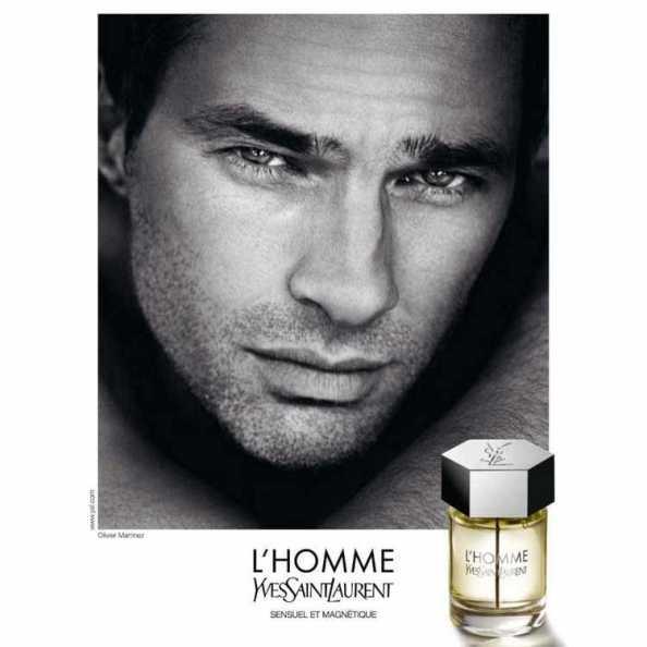 Yves Saint Laurent Perfume Masculino L'Homme - Eau de Toilette 40ml
