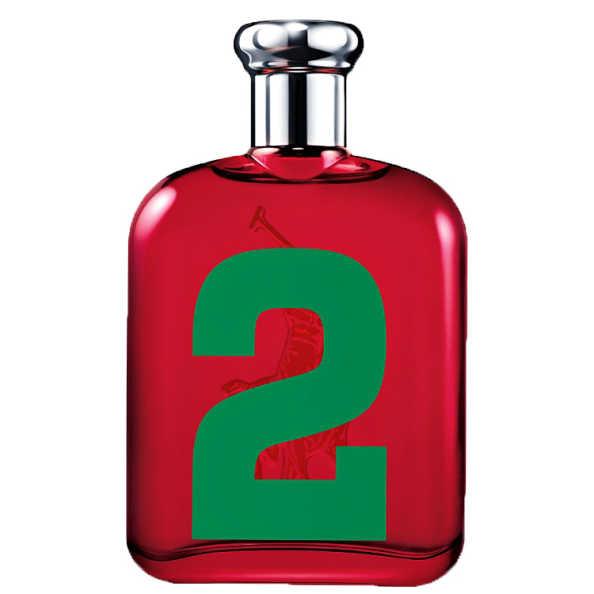 Ralph Lauren Perfume Masculino Polo Big Pony Red 2 - Eau de Toilette 75ml