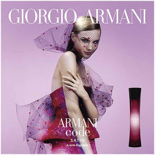 Giorgio Armani Perfume Feminino Armani Code Satin - Eau de Parfum 50ml