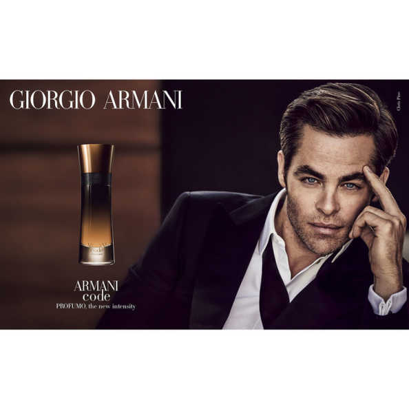 Giorgio Armani Perfume Masculino Armani Code Profumo - Eau de Parfum 60ml