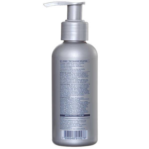 Dr. Jones The Shaving Solution - Balm Multifuncional para Barba 100ml