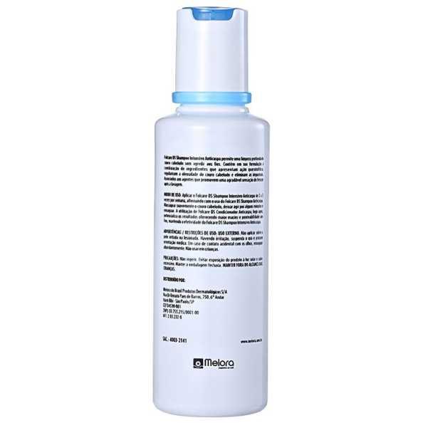 Melora Folcare DS Anticaspa Intensivo - Shampoo 200ml
