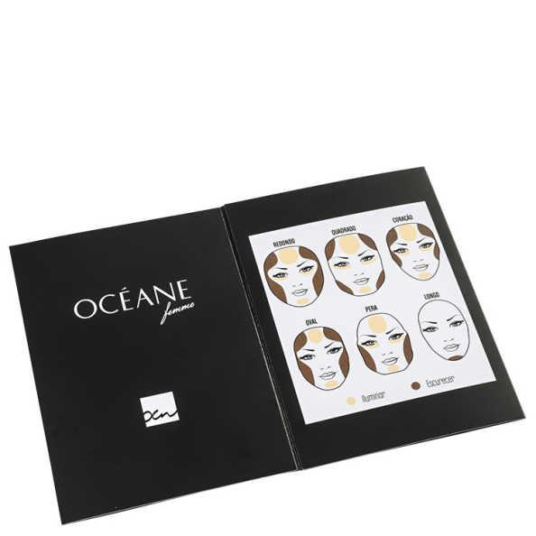 Océane Femme Ale de Souza Contour Kit - Paleta de Contorno Facial 17,28g