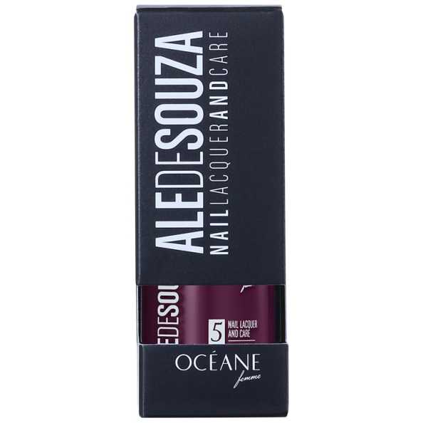 Ale de Souza Nail Lacquer and Care Silvia - Esmalte 10ml