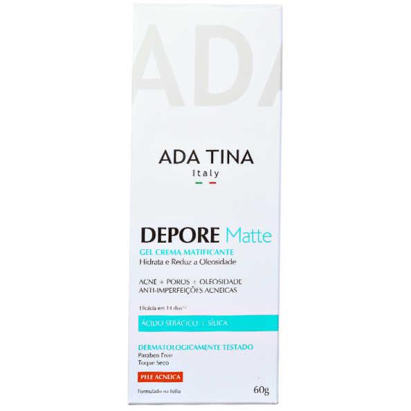 Ada Tina Depore Matte - Gel Matificante 60g