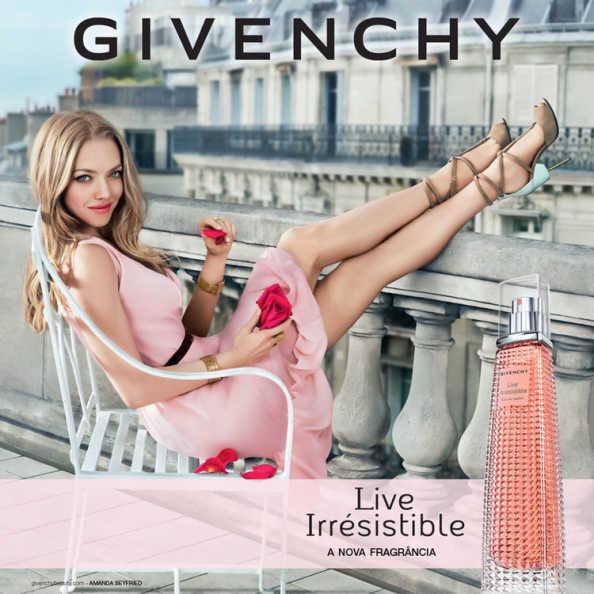 Givenchy Perfume Feminino Live Irrésistible - Eau de Parfum 75ml