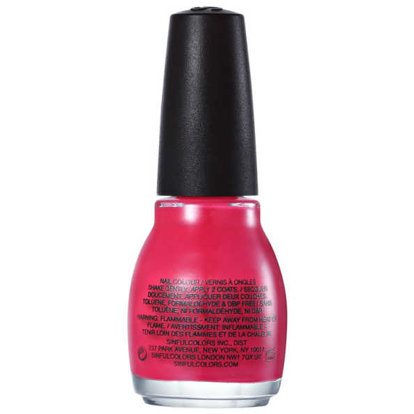 SinfulColors Professional Folly 395 - Esmalte 15ml