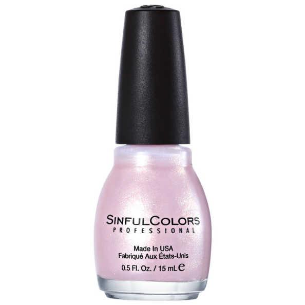 SinfulColors Professional Glass Pink 376 - Esmalte 15ml