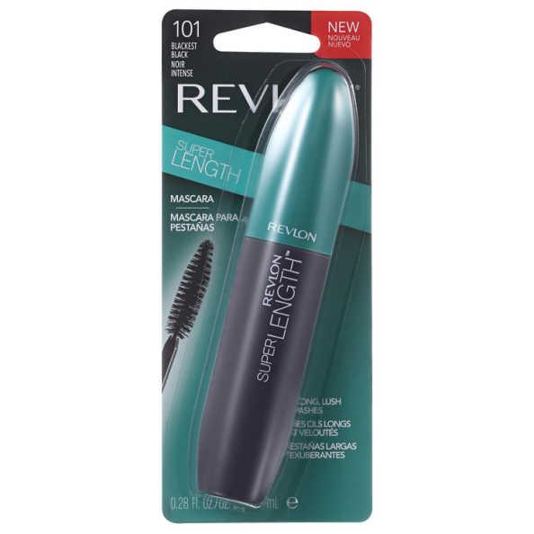 Revlon Super Length Blackest Black - Máscara de Cílios 8,5ml