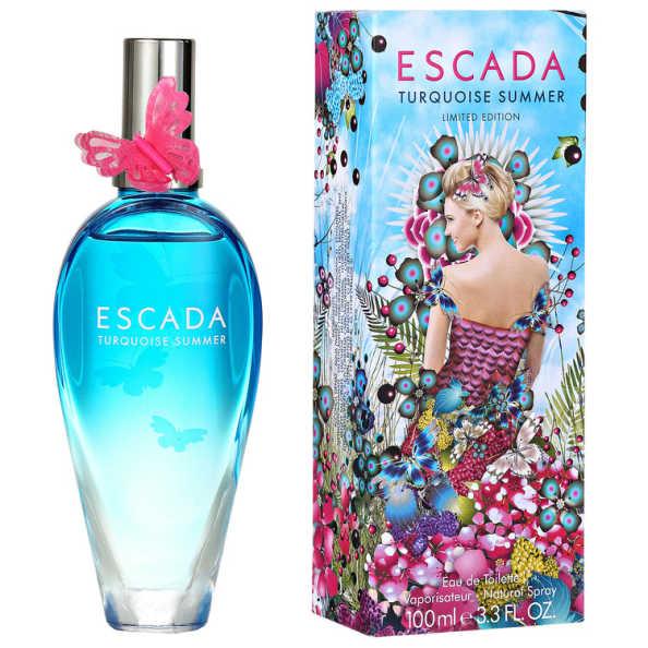 Escada Perfume Feminino Turquoise Summer - Eau de Toilette 100ml