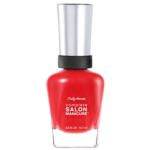 Sally Hansen Complete Salon Manicure 241 All Fired Up - Esmalte 14,7ml