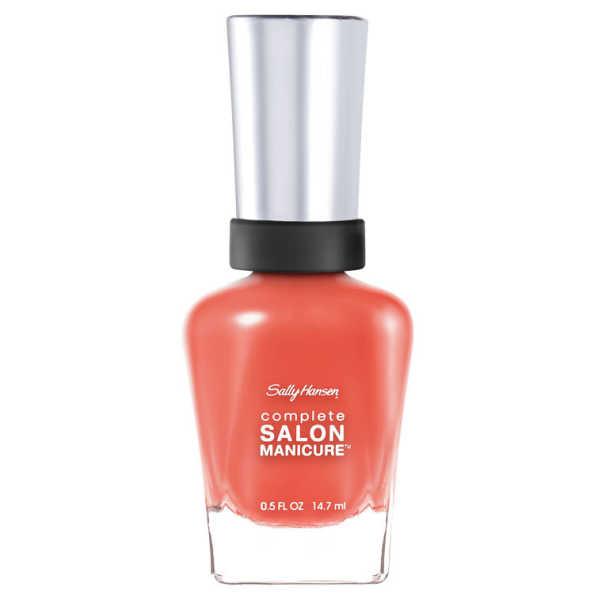 Sally Hansen Complete Salon Manicure 271 Poof! Be-Gonia - Esmalte 14,7ml