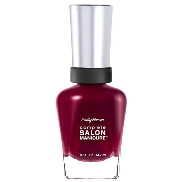 Sally Hansen Complete Salon Manicure 421 Ruby Do - Esmalte 14,7ml