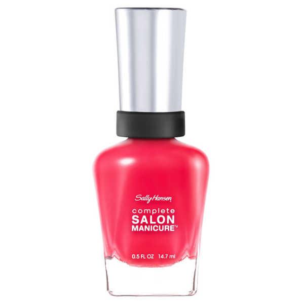 Sally Hansen Complete Salon Manicure 221 Tickle Me Pink - Esmalte 14,7ml