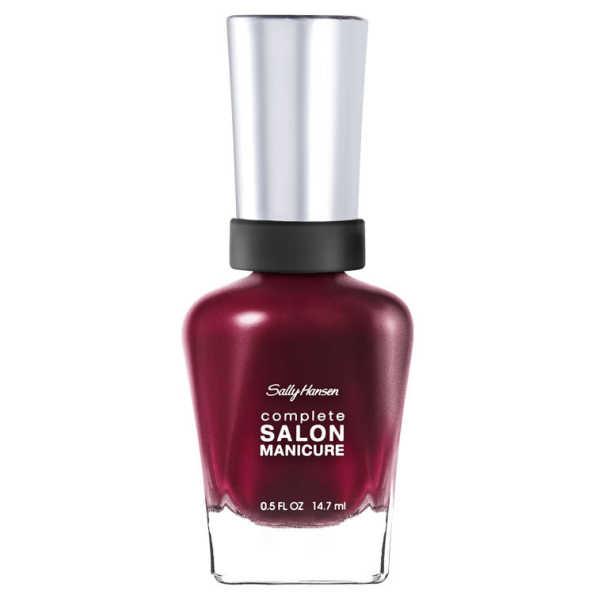 Sally Hansen Complete Salon Manicure 411 Wine Not - Esmalte 14,7ml