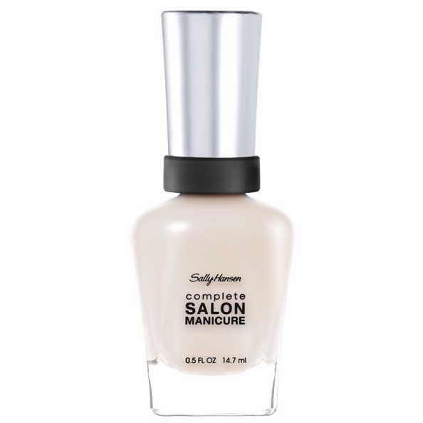 Sally Hansen Complete Salon Manicure 121 Let's Snow - Esmalte 14,7ml