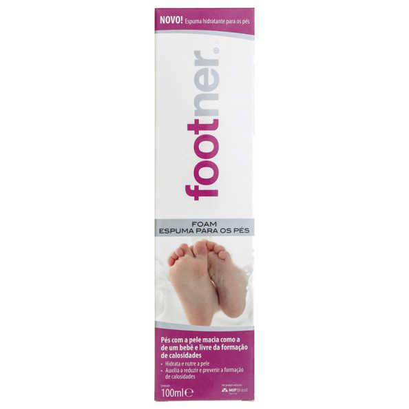 Footnet Soft Foot Foam - Espuma Hidratante 100ml