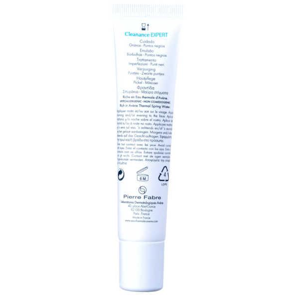 Avène Cleanance Expert Soin - Tratamento Antiacne 40ml