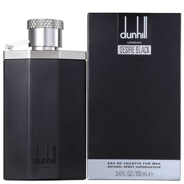 Dunhill Perfume Masculino Desire Black - Eau de Toilette 100ml